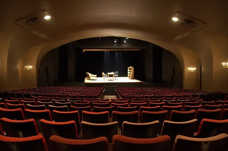 Hart House theatre. #FirstDate