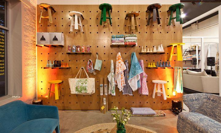 Jardan retail showroom by IF Architecture, Brisbane   Australia