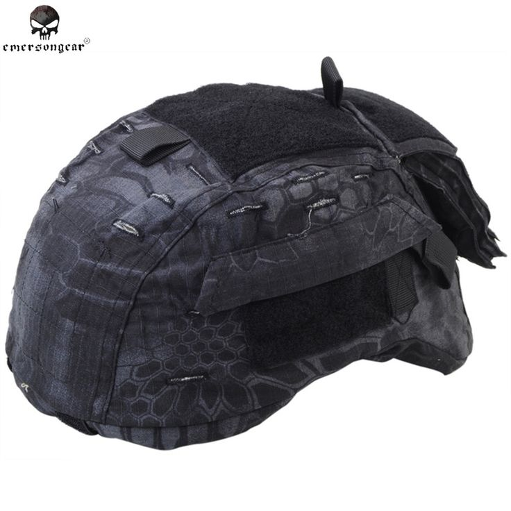 Emerson Helmet Cover for MICH 2001 Ver2 Military Paintball Hunting Tactical Helmet Cloth High Quality Durable Helmet Cover Case
