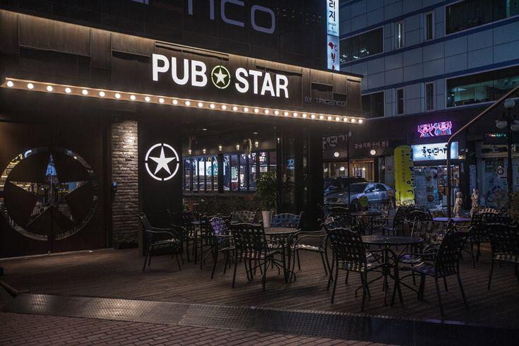 Pub star - design by ssomoo