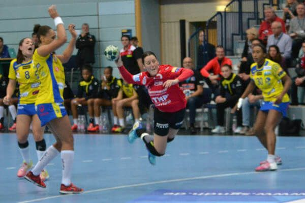 Handball Champions League: Thüringer HC bezwang Metz Handball. Handball Champions League: Im letzten Spiel der Vorrunden-Gruppe A ...