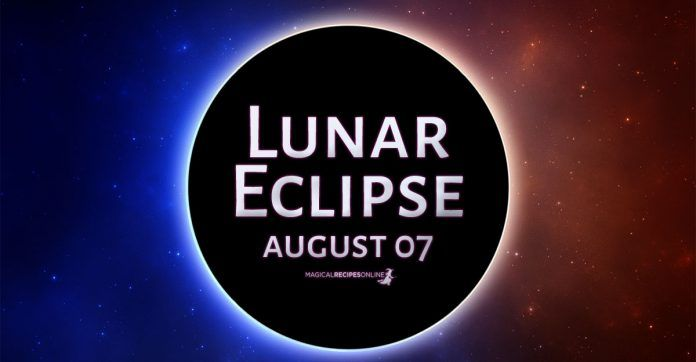 lunar eclipse august 07 2017 sturgeon full moon