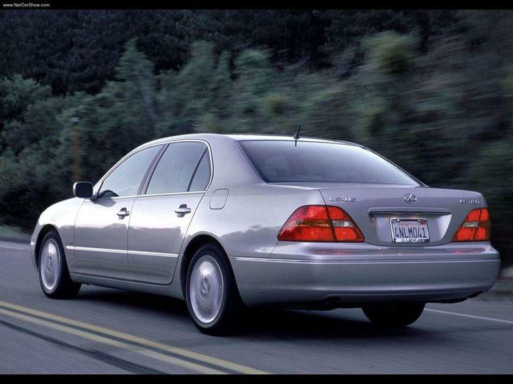 lexus 430 ls 2002