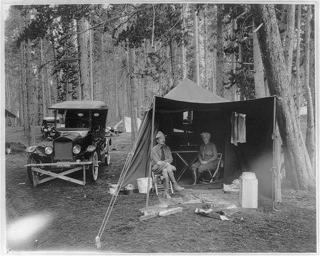 How America Joined Its Two Great Loves, Cars and the Outdoors | Atlas Obscura