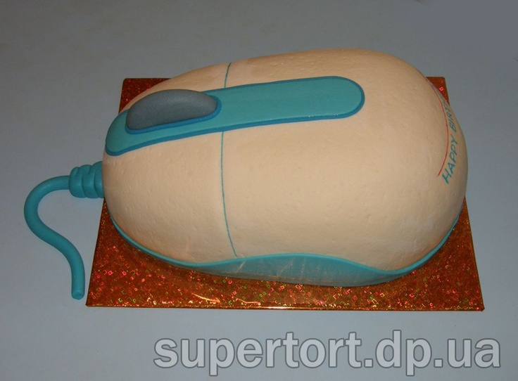 'Computer Mouse' cake :)
