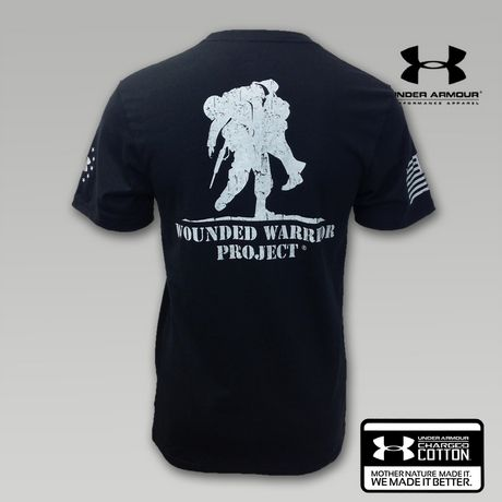 Under Armour Wounded Warrior Project Tee