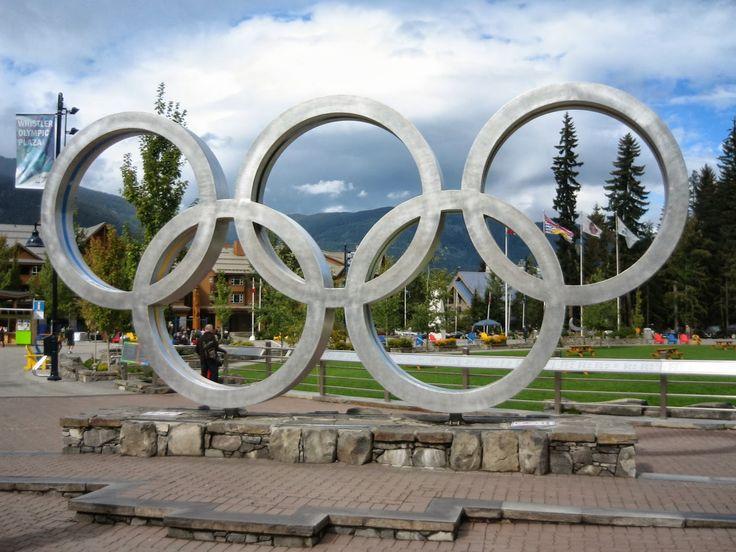 Tur til Canada - British Columbia: Whistler – en flot, aktiv og levende by