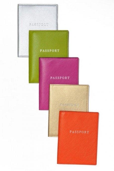 Etui En Cuir De Passeport - Redboots Passeport Par Vida Vida vJK7y