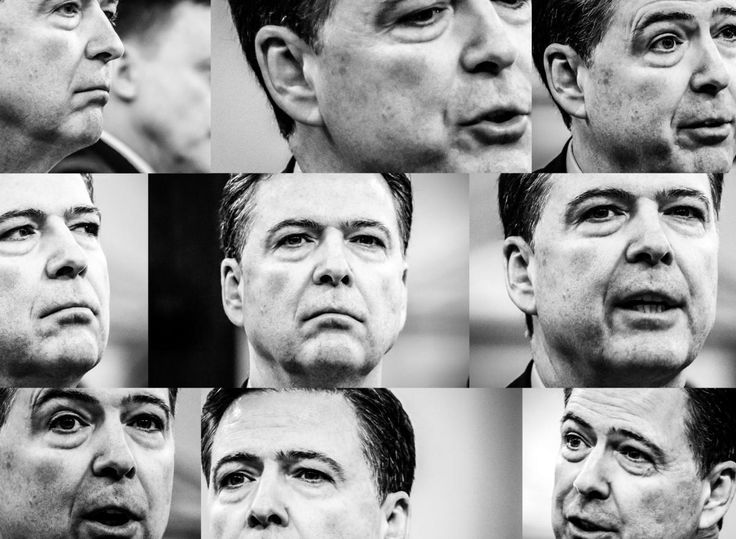 Trump's dismissal of the F.B.I. director, James Comey, amounts to a premeditated and terrifying assault on our system of government.