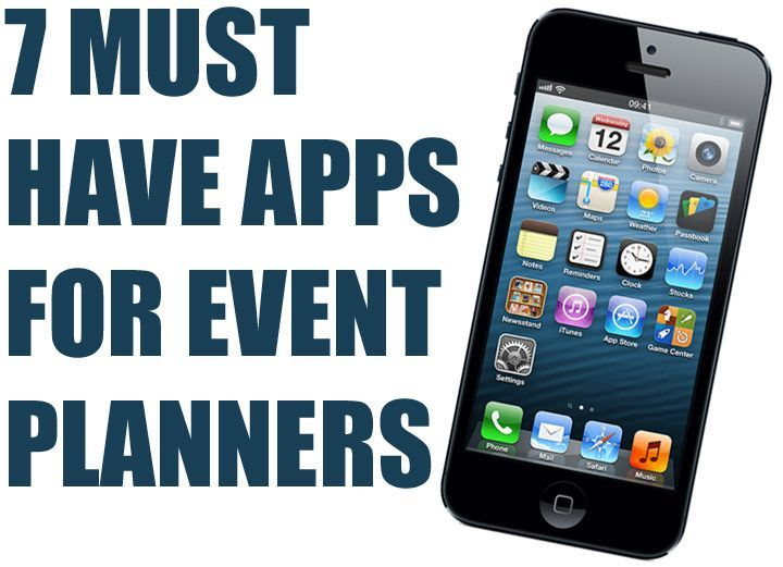 Whether you're an event planner or aspiring to be one, don't miss these productivity apps for event planners.