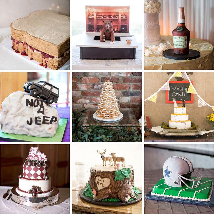 groom's cake inspiration