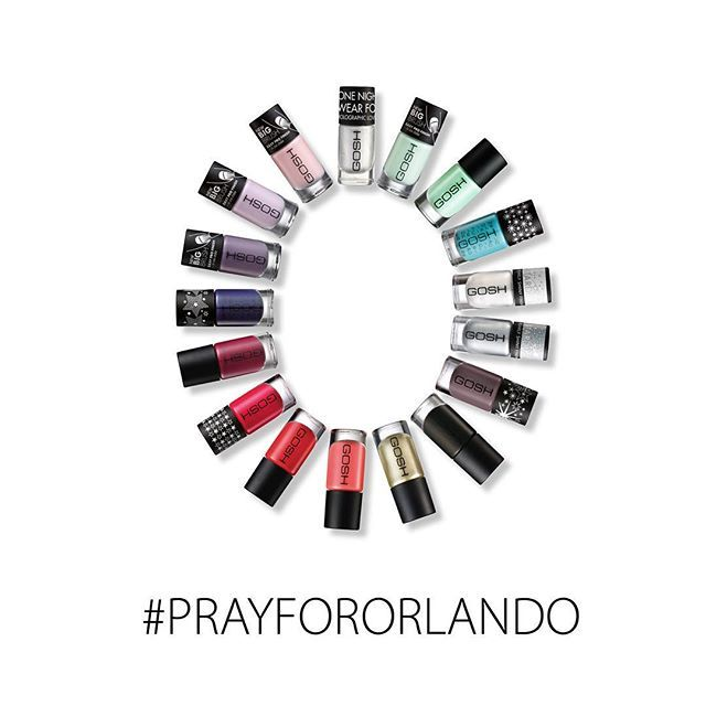 #PrayForOrlando GOSHIES
