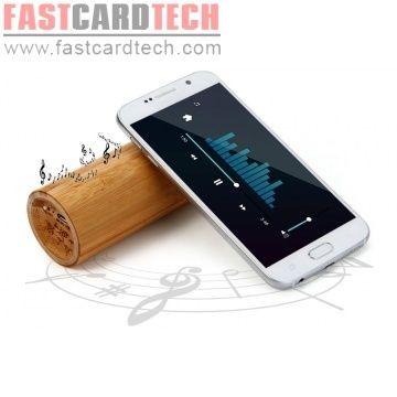 Bamboo Wireless Bluetooth Speaker