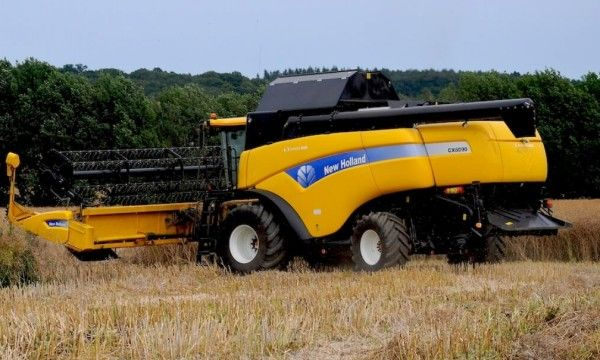 New Holland Cr8070 Combine Harvesters Service Repair Manual New Holland Hydraulic Systems Repair Manuals
