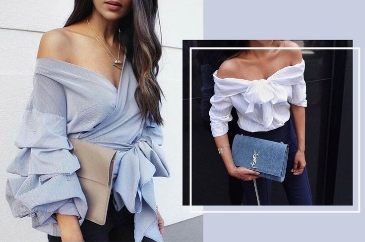 These are the cutest off-the-shoulder ruffle tops on Revolve's site!