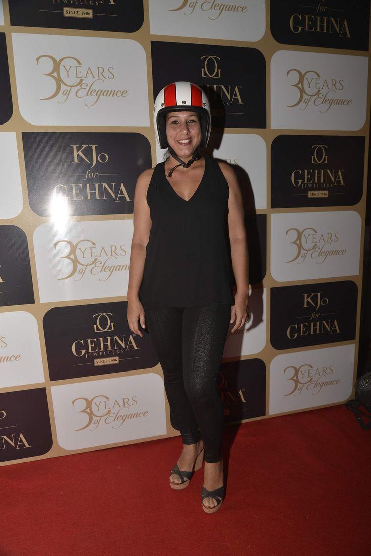 Lisa Kamal Sadanah #GehnaTurns30 #KjoForGehna #Bollywood #Celebrities #Jewellery