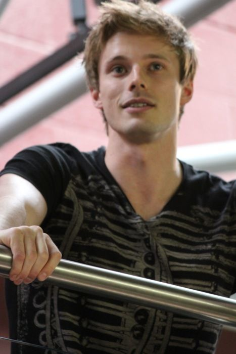 Bradley James aka the Once and Future King