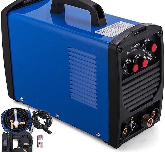 Potable Stick ARC Welder DC Inverter 110//220V 165A IGBT MMA Welding machine