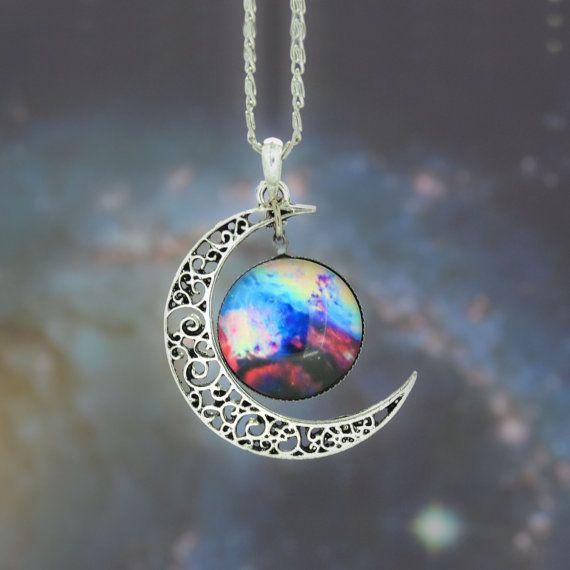 nebula moon necklace -#main