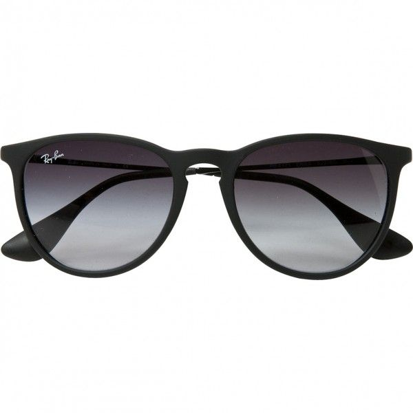 Black Metal Sunglasses RAY-BAN (140 AUD) ❤ liked on Polyvore featuring accessories, eyewear, sunglasses, glasses, ray-ban, black sunglasses, ray ban eyewear, black eyewear and metal glasses