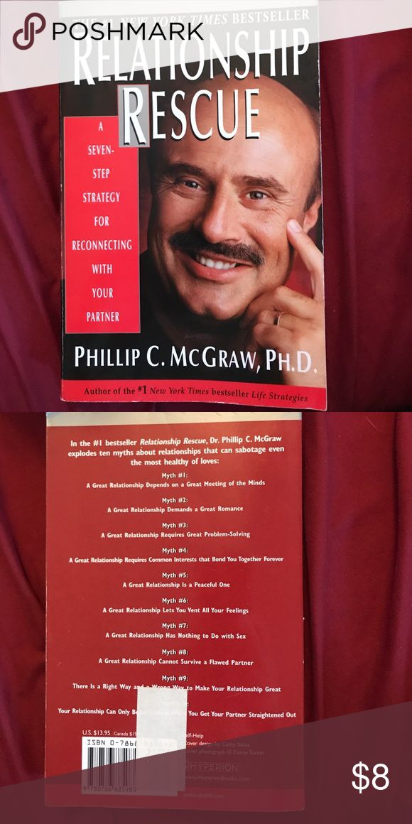 Relationship Rescue by Phillip McGraw Relationship Rescue by Phillip McGraw EUC -paperback like new Other