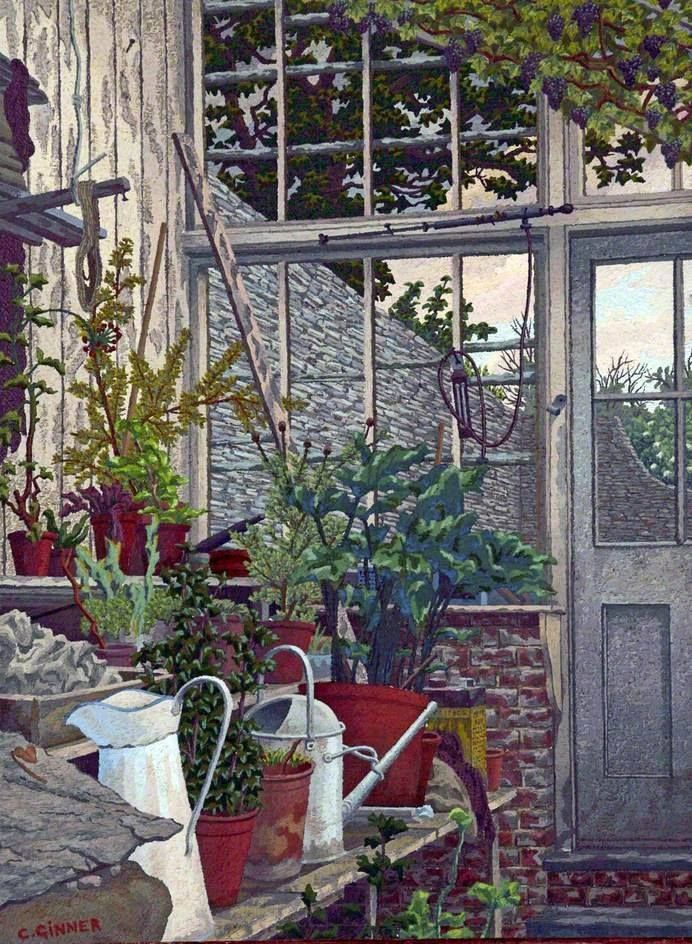 Charles Isaac Ginner, The Greenhouse