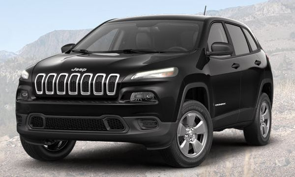 Win A 2014 Jeep Cherokee Sport FWD