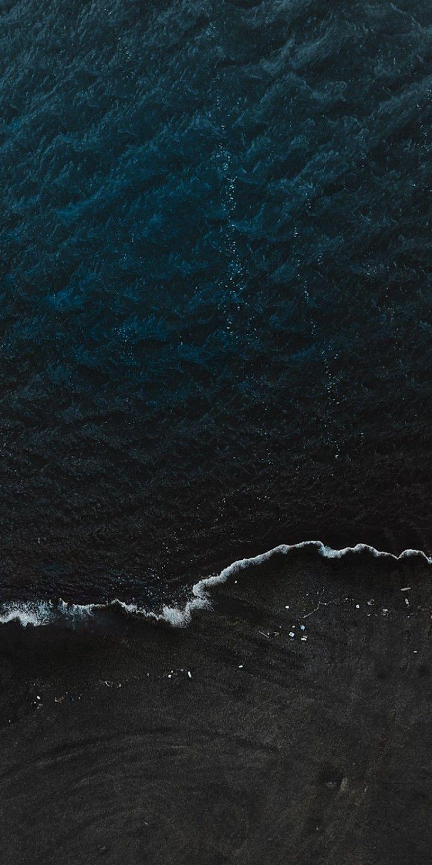 Black Beach Wallpaper Paisagem Wallpaper De Tela Iluminacao Fotografia