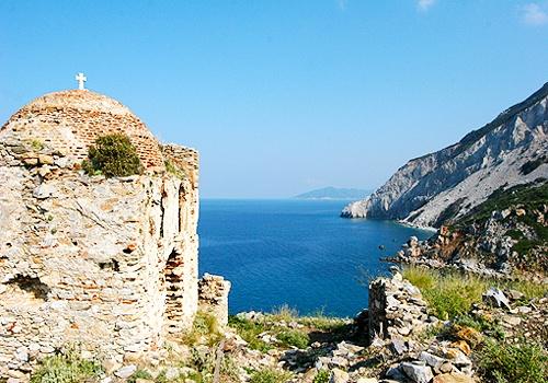 Skiathos, Greece.