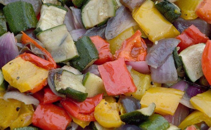Cukinia zamiast mięsa - wykorzystaj skarby natury