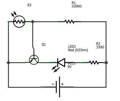 Dark Sensor ( Light Sensor / Automatic Street Light