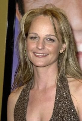Helen Hunt, winner of the Best Actress Oscar (As Good As It Gets, 1997).