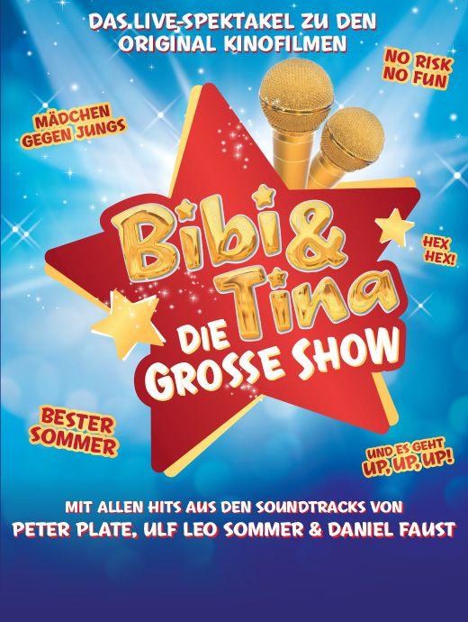 Bibi und Tina  Tickets unter www.semmel.de