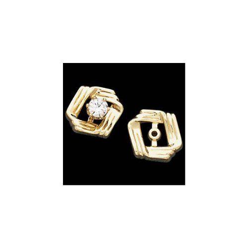 82021 10K Rose Left Polished Earring Jacket Enlightened Expressions. $143.24. 68333 14K White 1 CT TW/18.00 INCH Polished DIAMOND NECKLACE. 0.005 Ct -- 1 MM, I1 Round Diamond Round