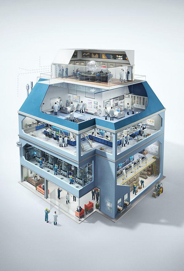 EDB Singapore, um projeto de Ars Thanea | Abduzeedo Design Inspiration