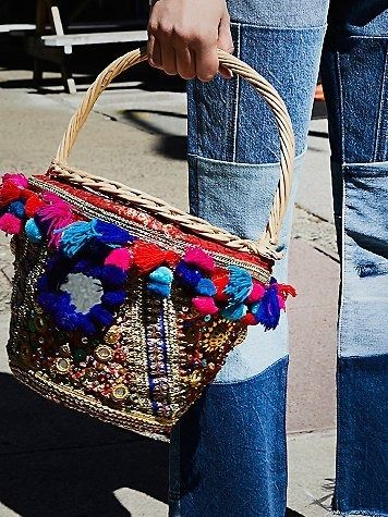 This bag is an outfit maker!