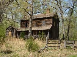 North Carolina haunted house
