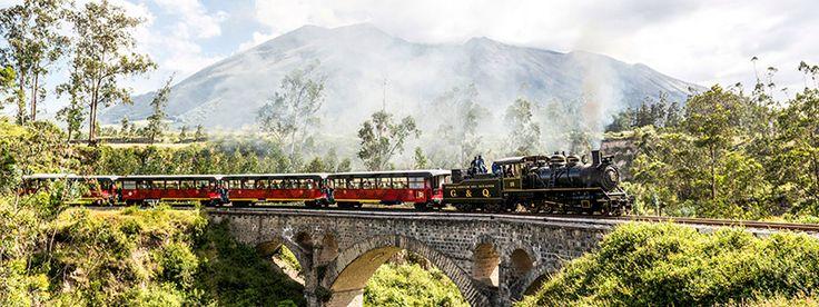 Tren Ecuador | Train of Wonders