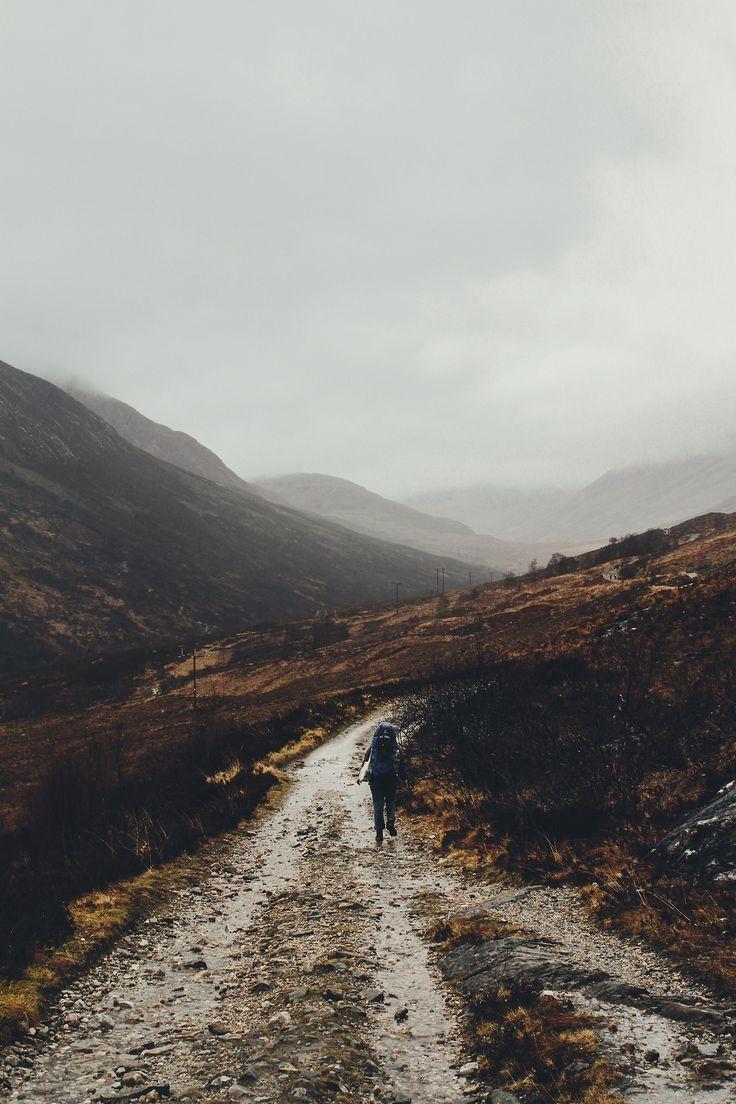 Allt Nathrach, Scottish Highlands