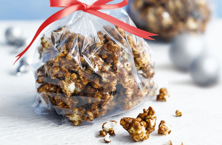 262 best images about popcorn and rice krispies snacks on for Edible christmas gifts to make in advance