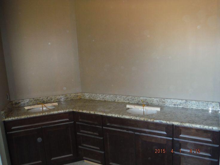 Giallo Ornamental Granite Kitchen Countertop And Bathroom
