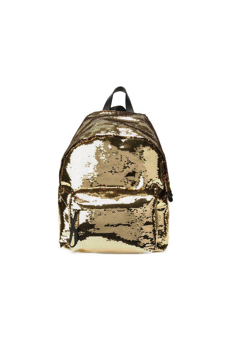 Moschino / Metallic Sequin Backpack