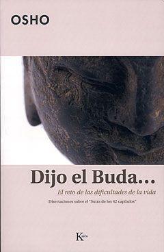 Dijo el buda... El reto de las dificultades de la vida. Hace dos mil quinientos años el Buda transmitió los sutras en los que se basa este libro. Los estudiosos solían pensar que el texto original del Sutra de los 42 capítulos debía haber existido en sánscrito o en pali, pero que, habiéndose perdido, sólo se conservaba su traducción al chino. Sin embargo, el sutra nunca existió en la India. Cada aforismo es del Buda, pero la obra es una nueva antología, creada especialmente para China, por…