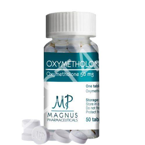Buy Oxymetholone 50mg/tab. (50 tab.) MAGNUS PHARMA