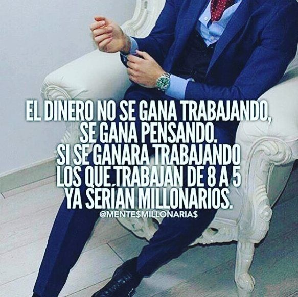 #mentemillonaria #marketing #lifestyle #empresa #libertadfinanciera #motivación #asombroso #frases #estilo #riqueza #idea #secretosmillonarios #esfuerzo #educacionfinanciera #thegoldempire #luxury #estrategia #estilodevida #líder #negocio #millonario #finanzas #empires #libertad #networkmarketing #money #oportunity #coach #cryptocurrency #business by kerwinvzla
