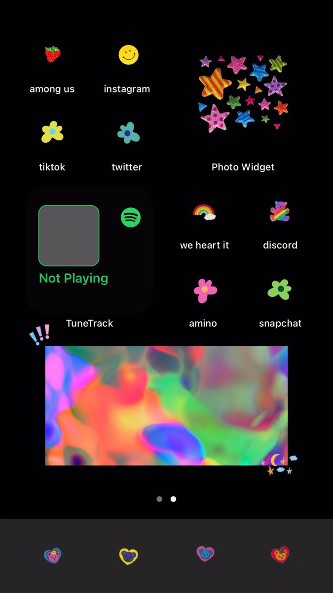 Pin On Iphone Ios 14 Layouts