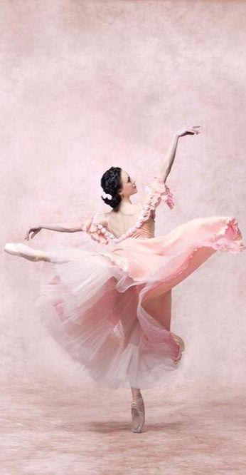 Ballet, Ballerina, Pink, Femininity, Dance, Romantic Ballet
