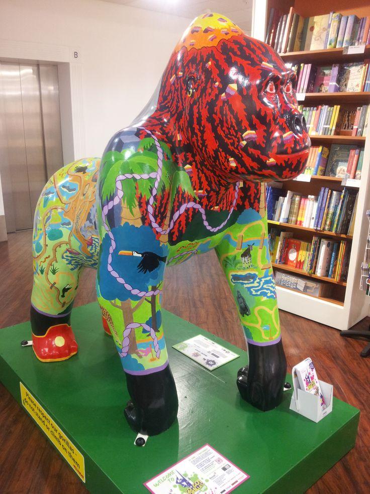 Amazing Grace in Jarrold's Book Department