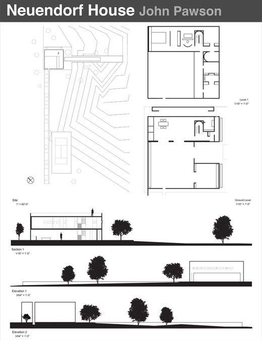 John Pawson & Claudio Silvestrin   Casa Neuendorf   Mallorca, España   1987-1989   Christopher Murphy - Design Portfolio