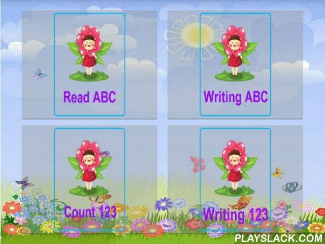 Belajar Membaca & Menghitung  Android App - playslack.com , Aplikasi Belajar Membaca Alphabet ABC & Menghitung Angka Bahasa Inggris satu-satu nya yang dibutuhkan untuk anak anda.Aplikasi ini dilengkapi dengan suara untuk setiap huruf abjad yang di bacakan beserta cara penulisan dan anak anda bisa belajar menulis mengikuti langkah-langkah visual yang mudah dimengerti.Demikian juga untuk angka-angka dari angka 1-10 dilengkapi dengan suara dan latihan cara penulisan angka 1-10 secara…